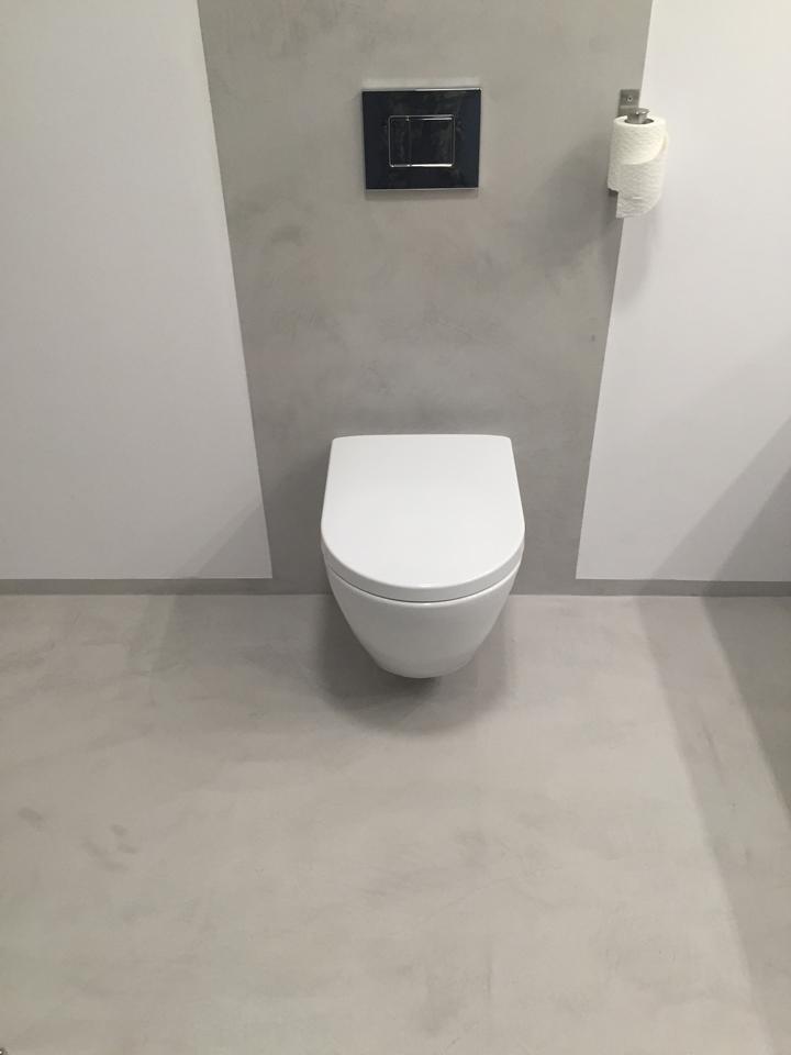 mikrocement w łazience