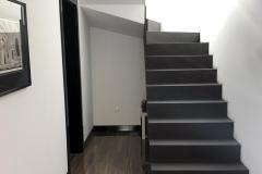 mikrocement schody